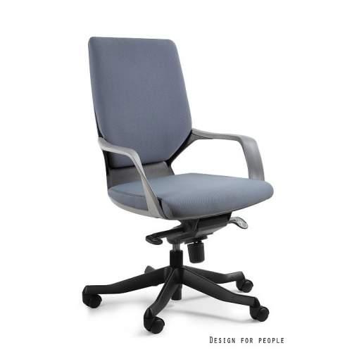 Apollo M fotel biurowy czarny UNIQUE