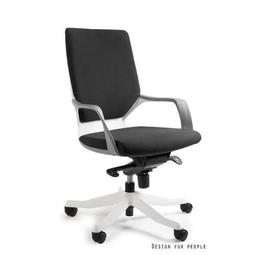 Apollo M fotel biurowy biały UNIQUE