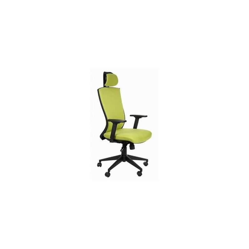 Fotel biurowy Sit Plus SMART zielony