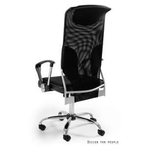 Thunder czarny fotel biurowy UNIQUE