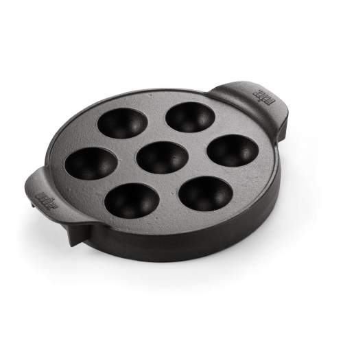 Gourmet BBQ System - Ebelskiver do grillowania ciasteczek donuts