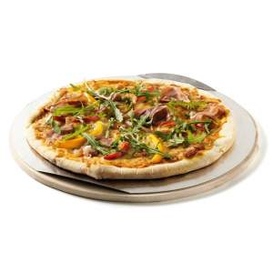 Kamień do pizzy okrągły o średnicy 26 cm Weber