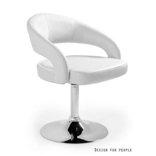 Fotel biurowy Unique Stilo biały