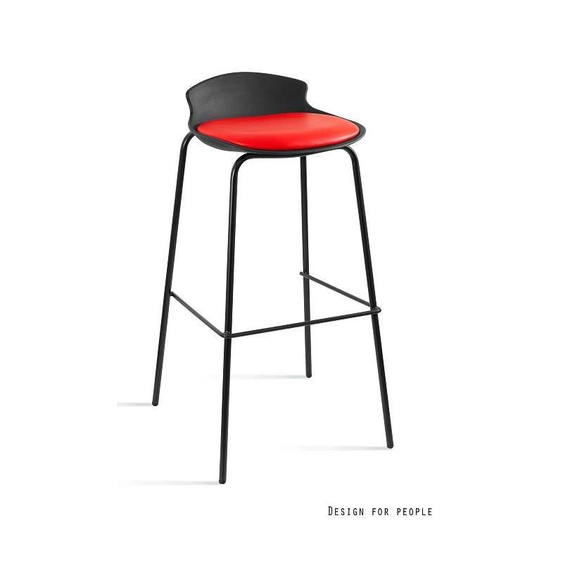 Hoker UNIQUE Duke czarny/czerwony