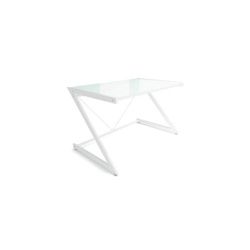Biurko UNIQUE DD Z line Computer Desk biały/biały