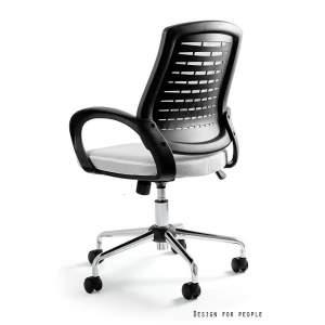 Award fotel biurowy biały UNIQUE