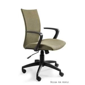 Millo fotel biurowy zielony UNIQUE