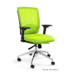 Multi fotel biurowy zielony UNIQUE