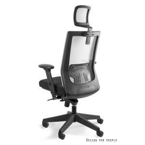 Nez fotel biurowy jasny szary UNIQUE