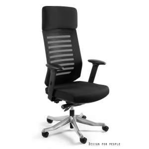 Velo fotel biurowy czarny UNIQUE