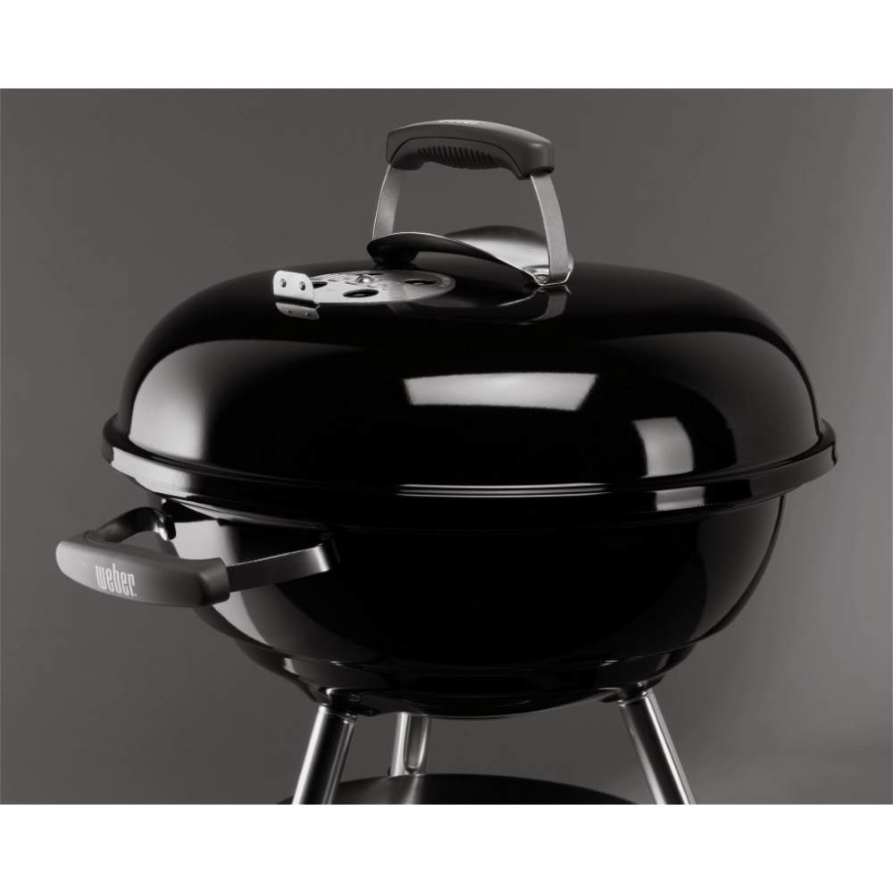 grill w glowy weber compact kettle 57 cm czarny 4prestige. Black Bedroom Furniture Sets. Home Design Ideas