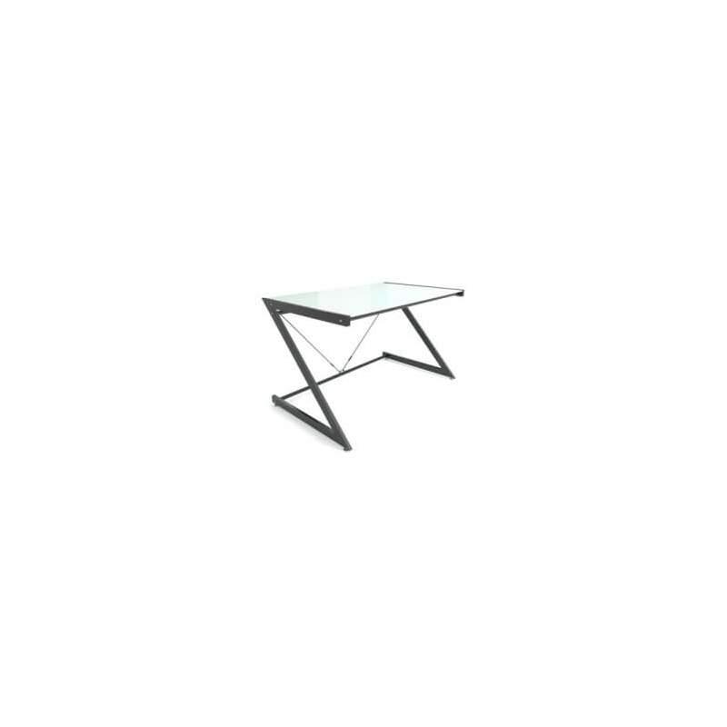 Biurko UNIQUE DD Z line Main Desk biały/czarny