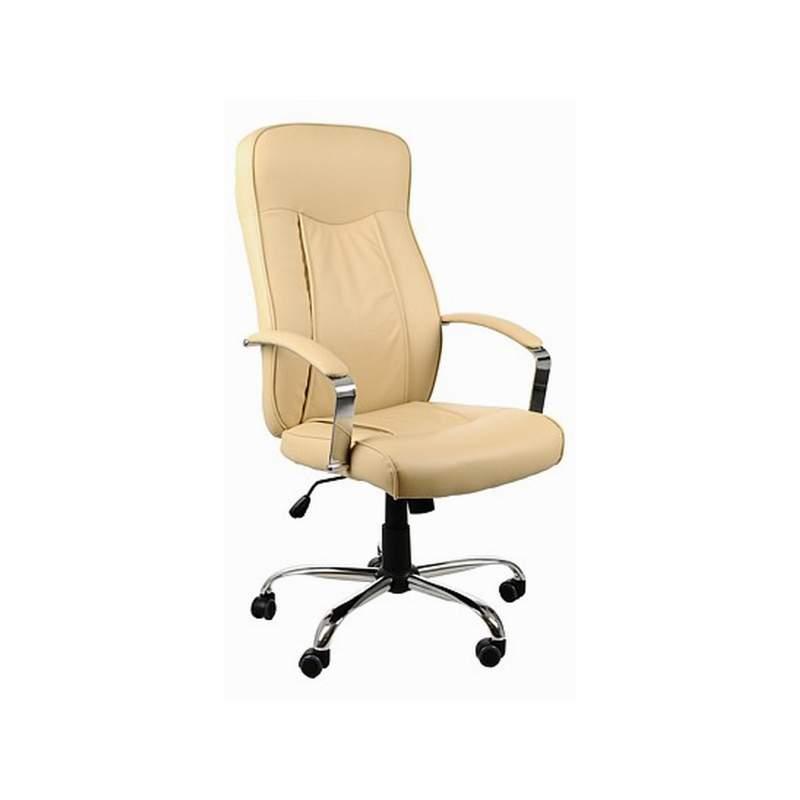 Fotel biurowy Sit Plus ASTER beżowy