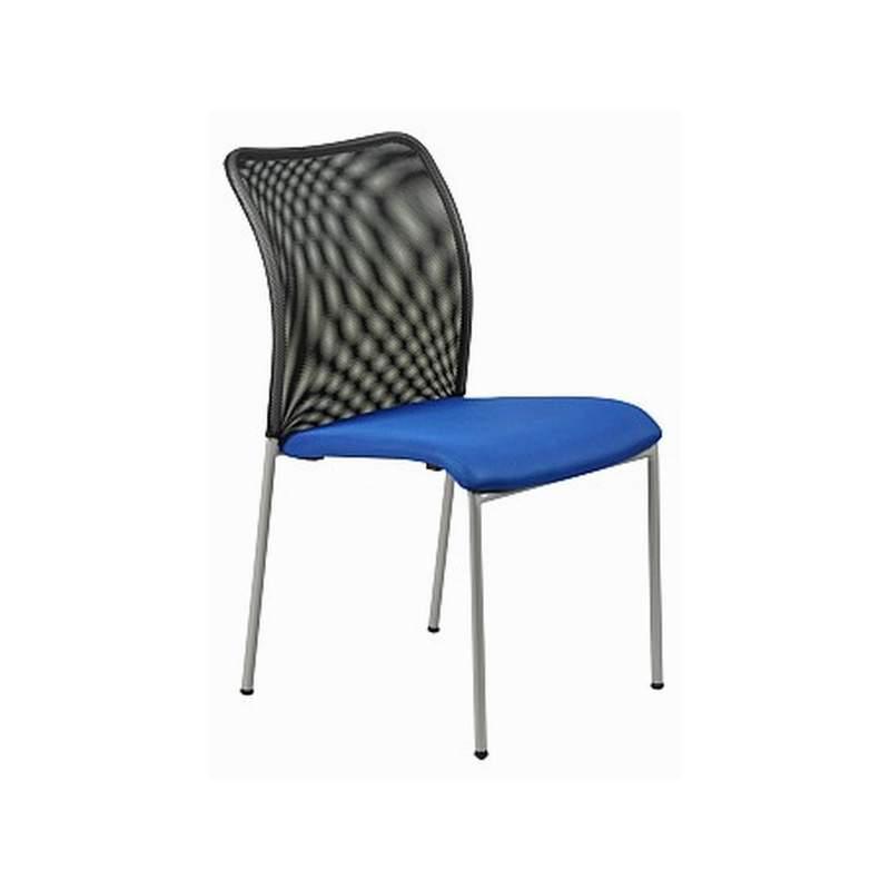 Krzesło biurowe Sit Plus DAISY niebieskie