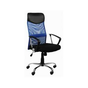 Fotel biurowy Sit Plus Dream niebieski