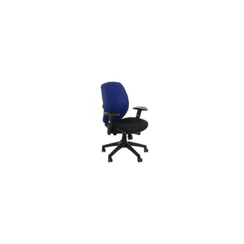 Fotel biurowy Sit Plus Spectrum niebieski