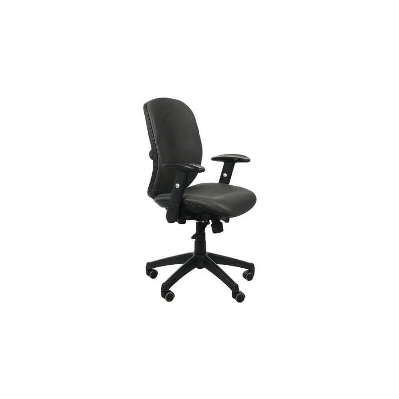 Fotel biurowy Sit Plus Spectrum szary
