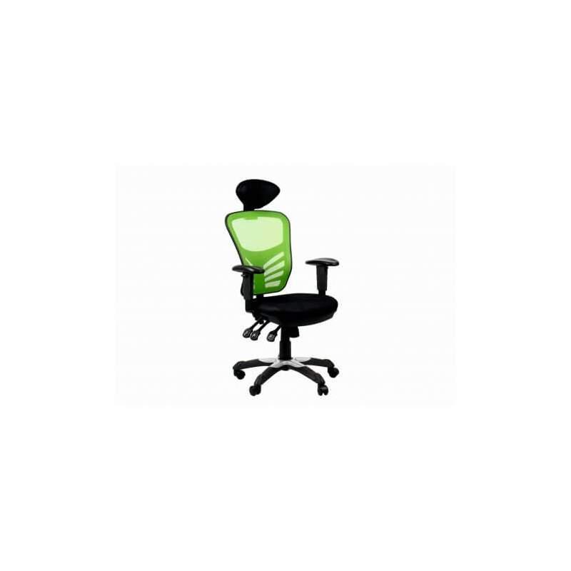 Fotel biurowy Sit Plus Sprint zielony