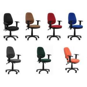 Fotel biurowy Sit Plus ZIPPER różne kolory