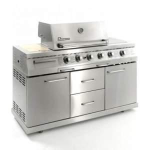 Kuchnia gazowa Landmann 12,8+ 4,4 kW
