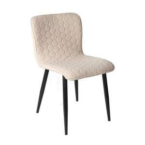 Sami beżowy krzesło UNIQUE