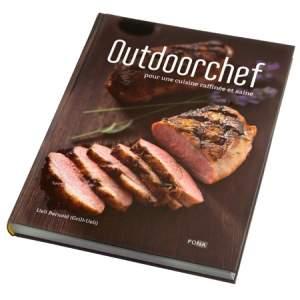 Książka z przepisami firmy OUTDOORCHEF