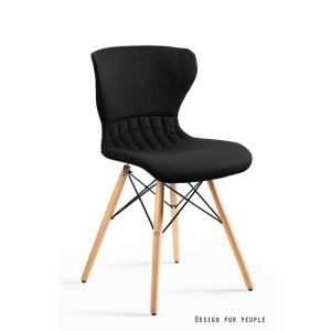 Krzesło Soft kolor czarny UNIQUE