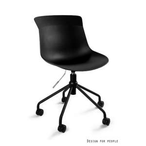 Krzesło biurowe Easy kolor czarny UNIQUE