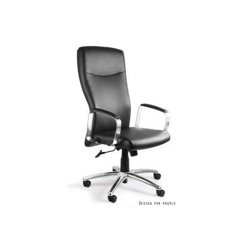 Adella fotel biurowy (skóra eko) UNIQUE