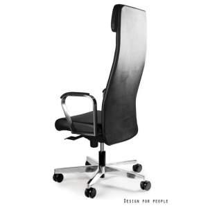 Ares fotel biurowy (Skóra nat.) UNIQUE