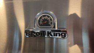 Termometr grilla gazowego Broil King Monarch 320
