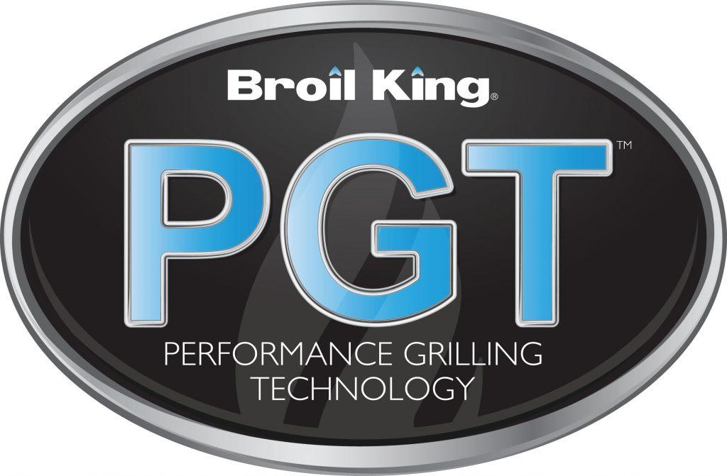 system pgt w grillach gazowych Broil King