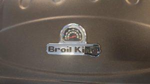 Termometr grilla gazowego Broil King Royal 320
